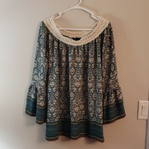 Gorgeous tunic